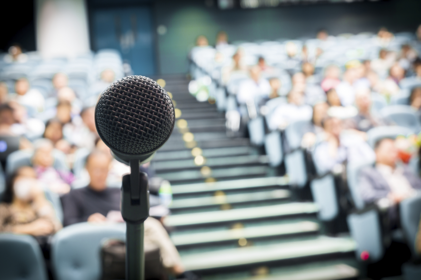 an introduction to the different types of speakers in the media