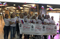 Новгородки участвуют в фестивале Woman Star World в Тунисе